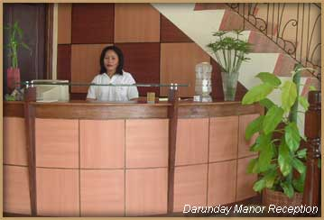 Darunday Manor Reception